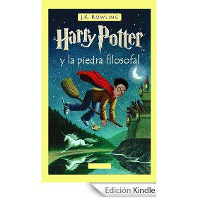 Harry Potter y la piedra filosofal (Libro 1): Harry Potter Serie, Libro 1